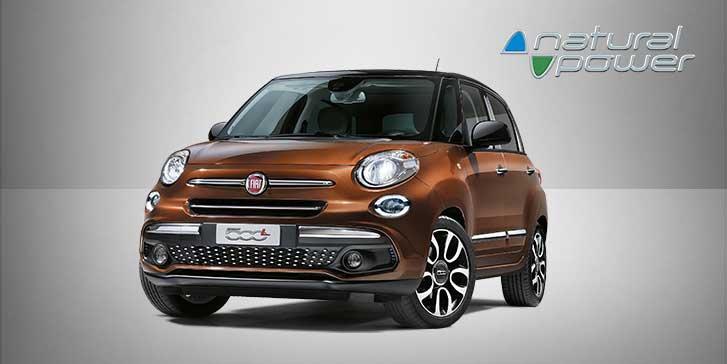 Nuova Fiat 500l Metano Promozione Settembre Ceccato Automobili