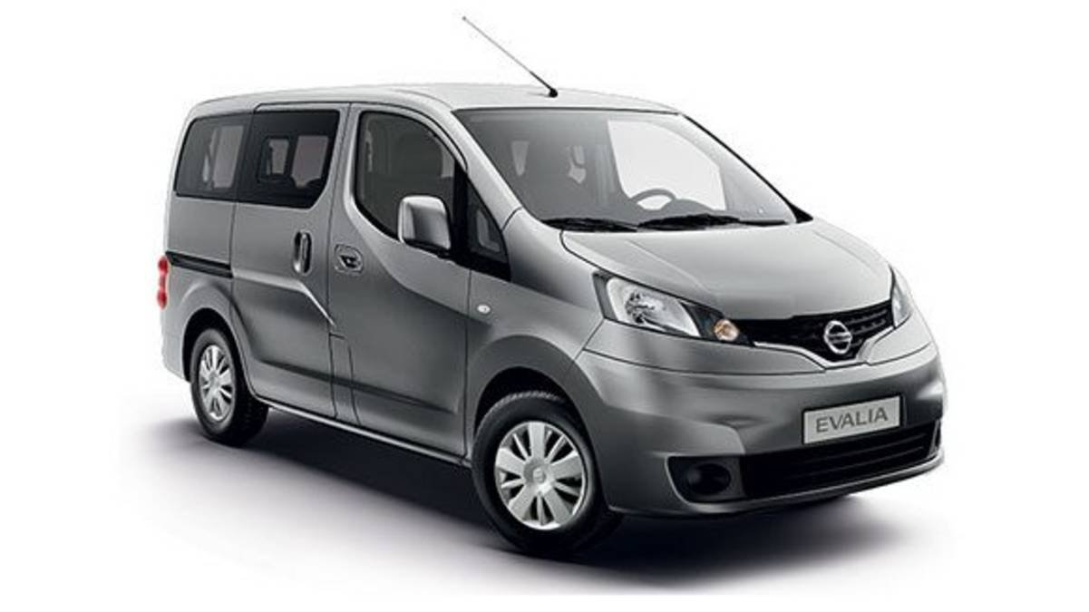 nissan nv200 evalia promozione settembre ceccato. Black Bedroom Furniture Sets. Home Design Ideas