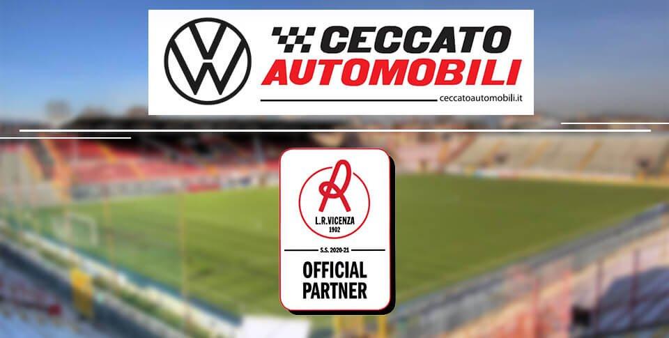 Ceccato Automobili Volkswagen partner ufficiale di L.R ...