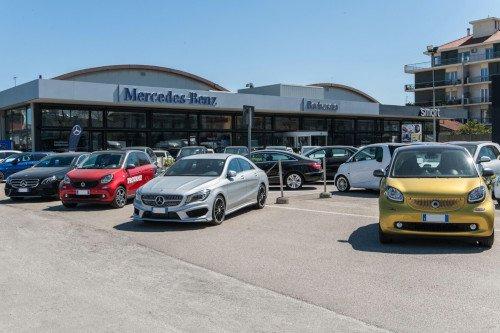 Noleggio auto a lungo termine a Pescara - Barbuscia Rent