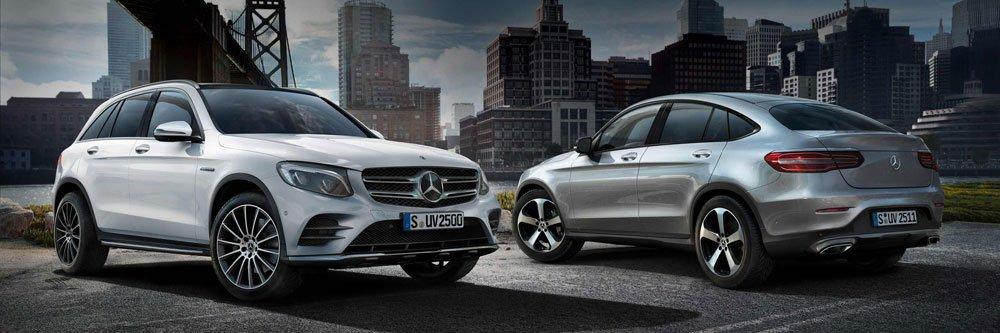 Mercedes Glc Usata Coupe E Suv Prezzi E Offerte Usato