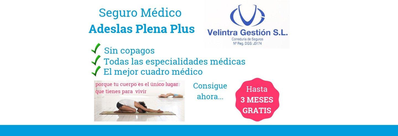 Promocion Seguro Medico Adeslas Grupo Velasco Concesionario