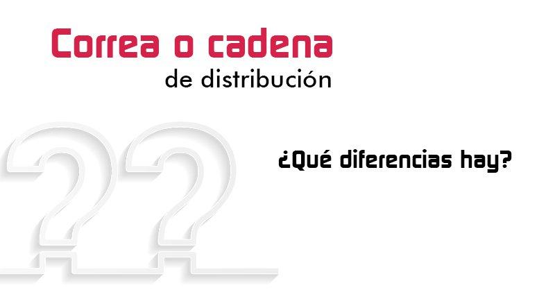 Correa de distribución o cadena cae20697ca2