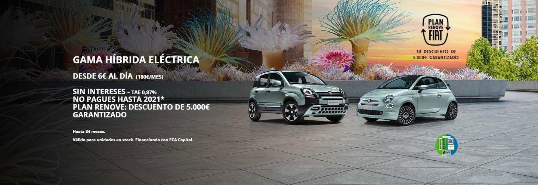 Promociones Fiat  Jeep  Alfa Romeo  Abarth Y Fiat