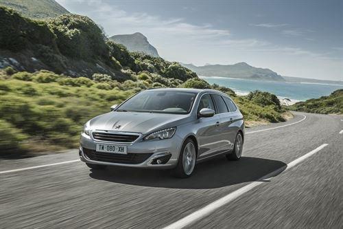 Los Concesionarios De Peugeot En Espa U00f1a Ya Disponen Del Nuevo 308 Sw
