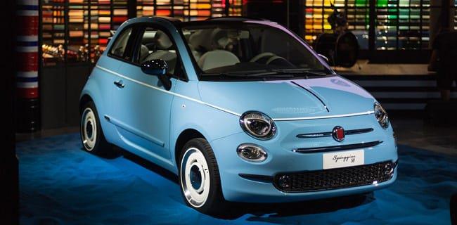 Fiat 500 Spiaggina Originalita Al Potere Mocauto Group