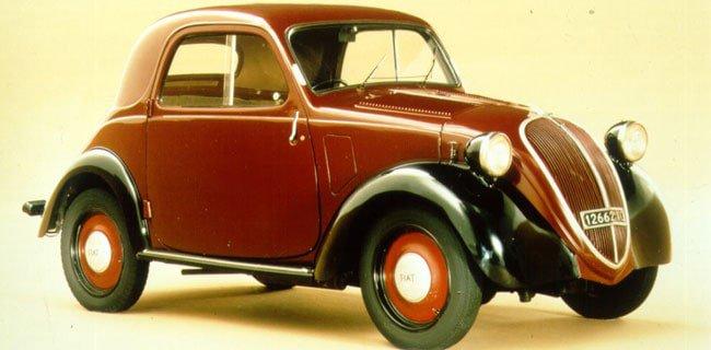 Fiat Topolino, un tuffo nella storia - Mocauto Group