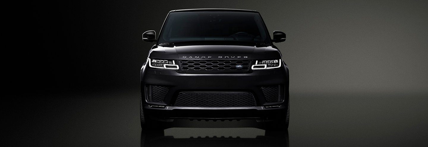 Scoprimi in edizione limitata Black Edition: #RangeRoverSport