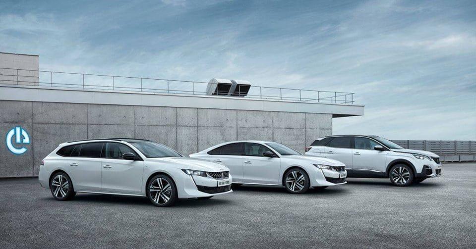 Peugeot Presenta Le Nuove Motorizzazioni Plug In Hybrid A Benzina Bliz