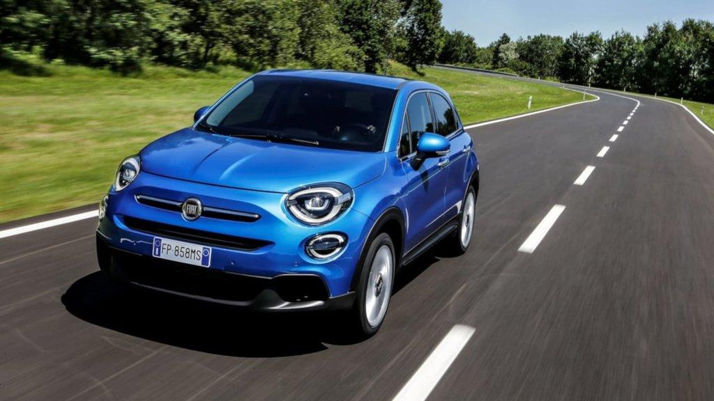 Fiat 500x Con Il Facelift Piu Tecnologica Ed Efficiente Gruppofr