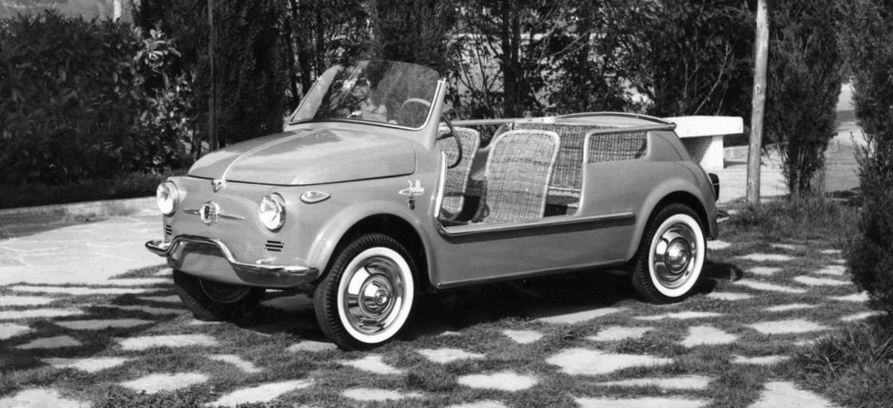 Fiat 500 Spiaggina 58 L Edizione Speciale E Un Omaggio Alla 500