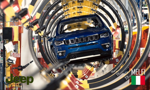 Jeep Renegade E Jeep Compass Made In Italy Autoingros