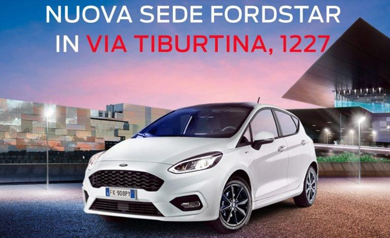 Apertura Nuova sede Ford a Roma Tiburtina - Autostar Flaminia