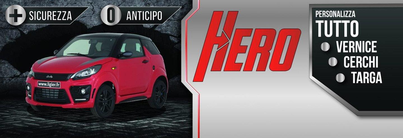 Offerta Minicar Ztl Free Biauto Group