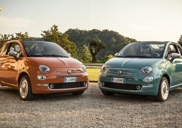 Fiat 500 Anniversario Due Nuovi Colori Moving Center Group