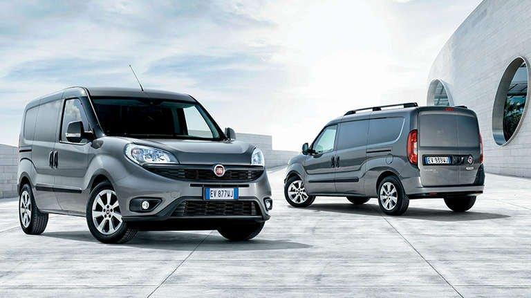 Fiat Doblo Cargo Bergamo Gruppo Bresciani