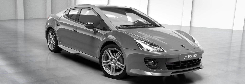 mpm ps 160 l 39 auto sportiva per tutte le tasche queen car. Black Bedroom Furniture Sets. Home Design Ideas