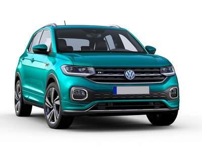 Nuove Volkswagen Nuovo T Cross Desio Agrate Brianza Provincia Monza