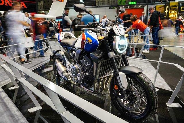 Moto Honda A Milano E Monza Honda Point