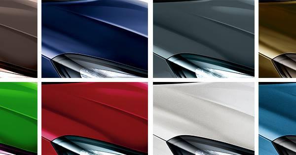 Carrozzeria: come scegliere il colore della tua auto gruppo marino